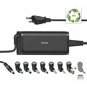 Klēpjdatora adapteris Hama Universālais adapteris 15-19V, 90W (002000030000)