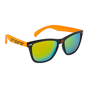 Saulesbrilles Force Free oranžas/melnas