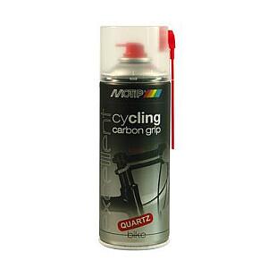 Aerosols Motip Carbon Grip 400ml (W)