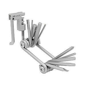 Multi funkcionālais 11 atslēgu komplekts Force