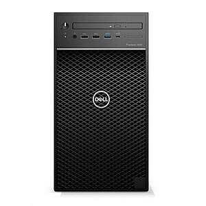 Dell Tower  3650  Desktop, SFF, Intel Core i7, i7-11700, Internal memory 8 GB, DDR4 UDIMM non-ECC, SSD 256 GB, Nvidia Quadro P620, No Optical drive, Keyboard language No keyboard, Windows 10 Pro, Warranty Basic OnSite 36 month(s)