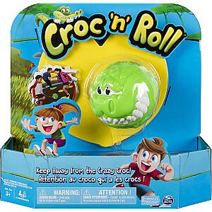 """SPIN MASTER Galda spēle """"Croc n Roll"""""""