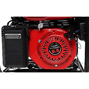 Ģenerators benzīna KD111 12/230V 2.2kW/max 2.5kW 6.5 ZS