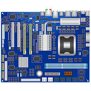 MB HP 8100 SFF