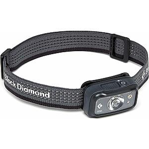 Galvenais lukturis Black Diamond Cosmo 300 Graphite