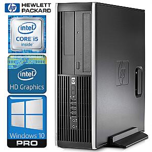 HP 8200 Elite SFF i5-2400 4GB 250GB WIN10PRO/W7P