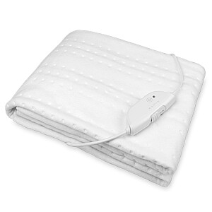 Medisana Heated Unterblanket HU 674 Number of heating levels 4, Number of persons 1, Washable, 100 W, White