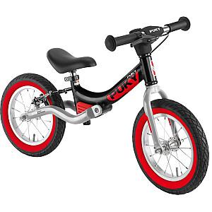 Līdzsvara velosipēds Puky LR Ride BR Black/Red