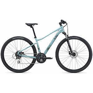 Velokrosa velosipēds Liv Rove 3 DD zīls (2021.g.) Rāmja izmērs: M