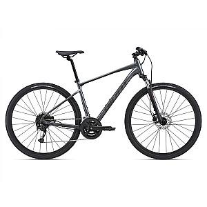 Velokrosa velosipēds Giant Roam 2 Disc pelēks (2021.g.) Rāmja izmērs: S