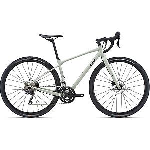 Gravel Bike Liv Devote 1 pelēks (2021.g.) Rāmja izmērs: S
