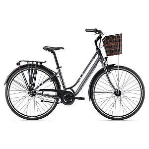 City Bike Liv Flourish 1 pelēks (2021.g.) Rāmja izmērs: M
