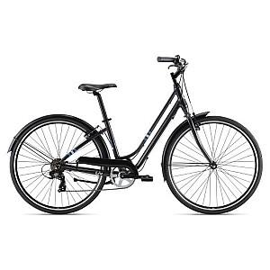 City Bike Liv Flourish 3 melns (2021.g.) Rāmja izmērs: XS
