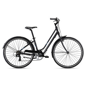 City Bike Liv Flourish 3 melns (2021.g.) Rāmja izmērs: S