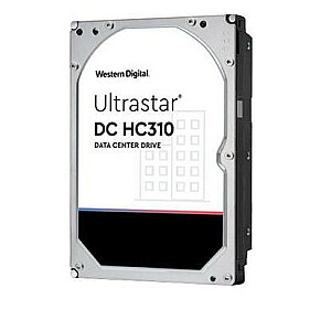 """HDD WESTERN DIGITAL ULTRASTAR Ultrastar DC HC310 HUS726T4TALA6L4 4TB SATA 3.0 256 MB 7200 rpm 3,5"""" 0B35950"""