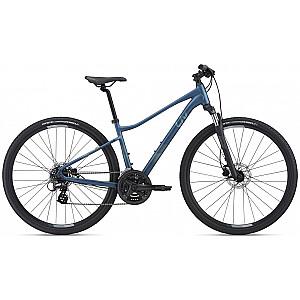 Women Cross Bike Liv Rove 4 DD zils (2021.g.) Rāmja izmērs: XS