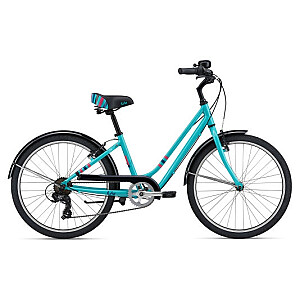 Teenager Bike Liv Flourish 24 zils (2021.g.)