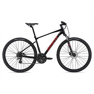 Velokrosa velosipēds Giant Roam 4 Disc melns (2021.g.) Rāmja izmērs: XL