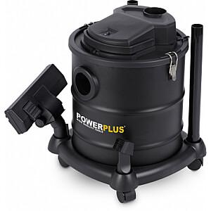 Pelnu un putekļu sūcējs 1200W, 20L POWX308 Powerplus
