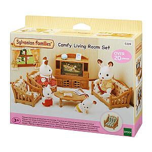 Dzīvojamās istabas komplekts