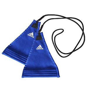Fitnesa gumija Adidas Uchi Komi zila