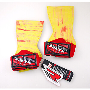 RDX GYM VERSA STRAP MULTI RED (X)
