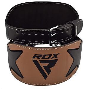 "RDX Belt 6"" Embroidery svarcelšanas josta melna (X)"