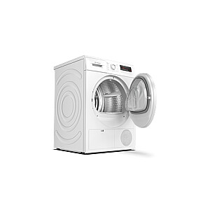Bosch Dryer mashine WTH85VL7SN Energy efficiency class A++, Front loading, 7 kg, Sensitive dry, LED, Depth 60 cm, White