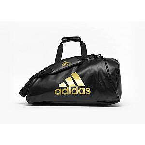 Sporta soma Adidas 2in1 Small melna/zelta