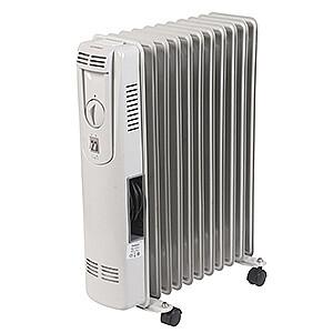 Eļļas radiators Comfort 2500W C307-11