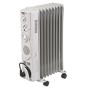 Eļļas radiators Comfort 2000W VT C326-9VT