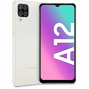 SAMSUNG GALAXY A12 64GB/WHITE
