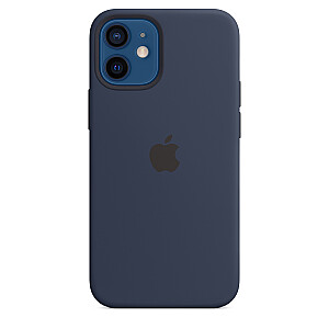 MOBILE COVER SILICONE NAVY/IPHONE12 MINI APPLE