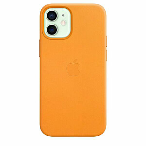 MOBILE COVER LEATHER CAL.POPPY/IPHONE 12 MINI MHK63ZM/A APPLE