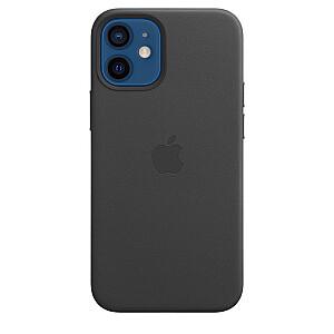 MOBILE COVER LEATHER BLACK/IPHONE 12 MINI MHKA3ZM/A APPLE