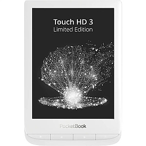 """READER INK 6"""" 16GB TOUCH HD3"""