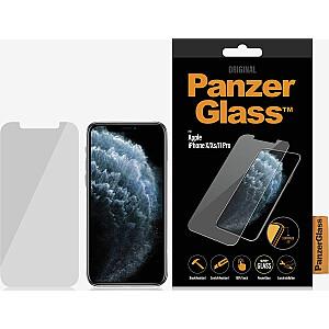 PanzerGlassиstikls priekš iPhone X / Xs / 11 Pro
