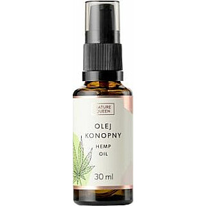 Nature Queen Hemp Oil olej konopny 30ml