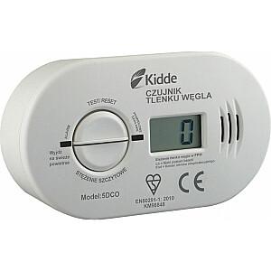 Kidde 5DCO oglekļa oksīda sensors ar LCD displeju + baterijām (5DCO)