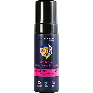 Gift Of Nature sejas tīrīšanas putas kuperozes ādai 170ml