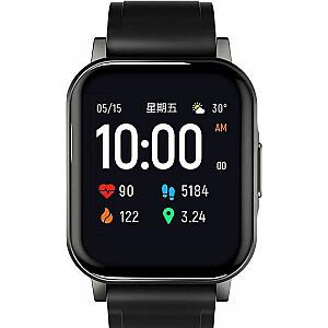 Xiaomi Haylou LS02 melns (LS02) viedpulkstenis