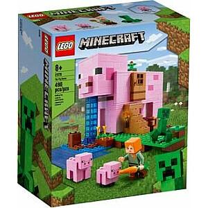LEGO MINECRAFT Cūku māja (21170)