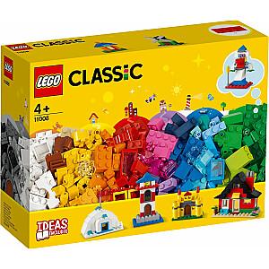LEGO Klasiskie ķieģeļi un mājas