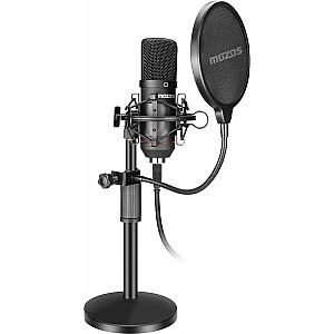 Mozos mikrofona MKIT-900PRO Gamer USB mikrofona komplekts