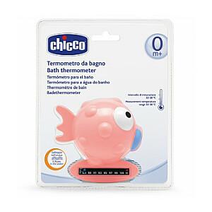 Chicco Vannas termometrs Apaļā zivtiņa, rozā