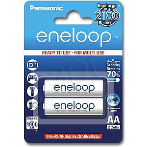 Panasonic Akumulator Eneloop AA / R6 1900mAh 2szt.