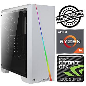 INTOP Ryzen 5 5600X 8GB 240SSD M.2 NVME GTX1660 SUPER 6GB no-OS