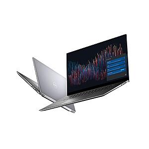 "Dell Mobile Precision 5750 Titan Gray, 17.0 "", Full HD+, 1920 x 1200, Anti Glare, Intel Core i7, i7-10750H, 16 GB, DDR4, SSD 512 GB, Nvidia Quadro T2000, GDDR6, 4 GB, Windows 10 Pro, Bluetooth version 5.1, Keyboard language English, Keyboard backlit"