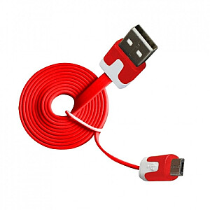 Msonic MLU527NR USB A spraudnis / USB B micro, 1m USB 2.0