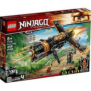 Lego Ninjago klinšu drupinātājs